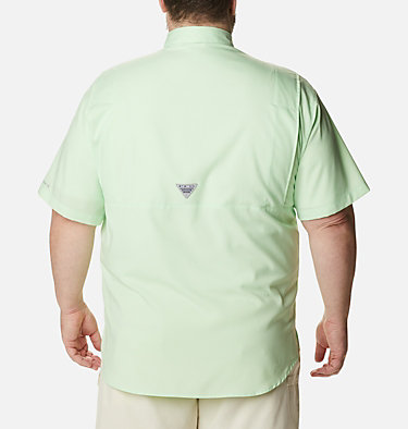 Men's PFG Tamiami™ II Short Sleeve Shirt - Big Tamiami™ II SS Shirt | 479 | 4X, Key West, back