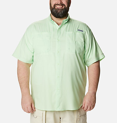 Men's PFG Tamiami™ II Short Sleeve Shirt - Big Tamiami™ II SS Shirt | 479 | 4X, Key West, front