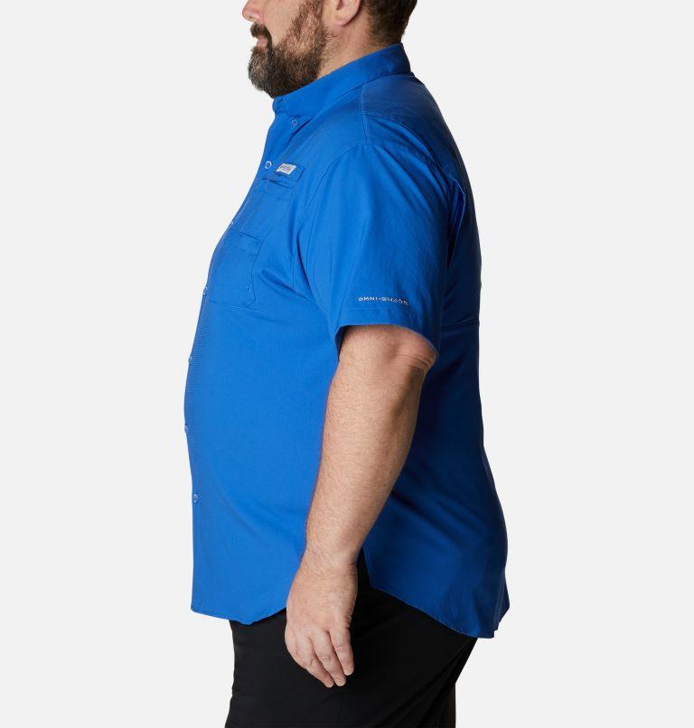 Tamiami™ II SS Shirt | 487 | 4X Men's PFG Tamiami™ II Short Sleeve Shirt - Big, Vivid Blue, a1
