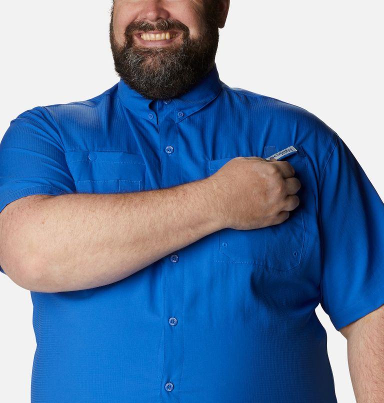 Tamiami™ II SS Shirt | 487 | 4X Men's PFG Tamiami™ II Short Sleeve Shirt - Big, Vivid Blue, a2