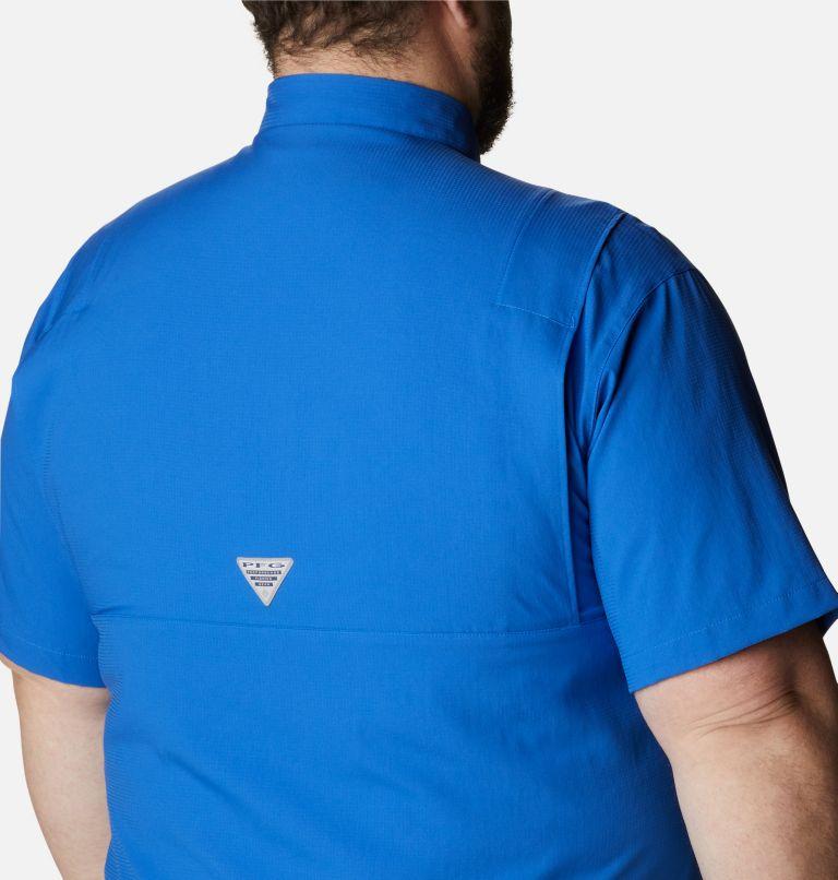 Tamiami™ II SS Shirt | 487 | 4X Men's PFG Tamiami™ II Short Sleeve Shirt - Big, Vivid Blue, a3