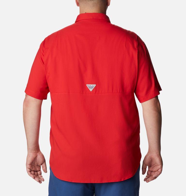 Tamiami™ II SS Shirt | 696 | 2X Men's PFG Tamiami™ II Short Sleeve Shirt - Big, Red Spark, back