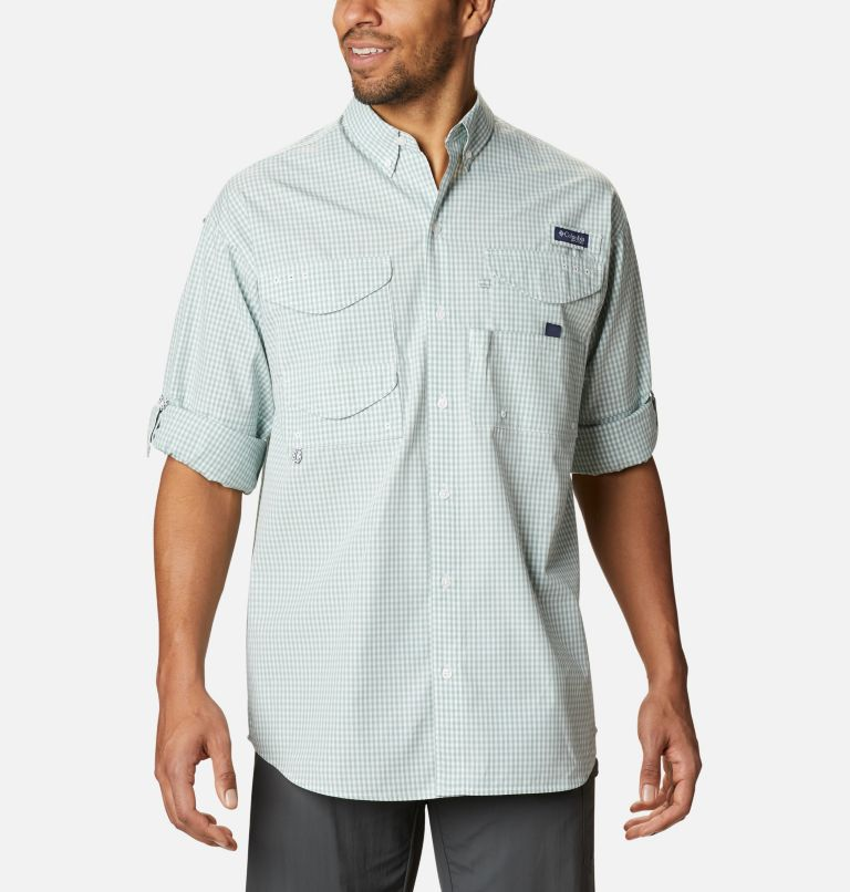 Men's PFG Super Bonehead Classic™ Long Sleeve Shirt - Big Men's PFG Super Bonehead Classic™ Long Sleeve Shirt - Big, a4