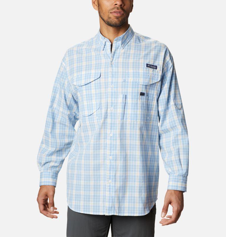 Men's PFG Super Bonehead Classic™ Long Sleeve Shirt - Big Men's PFG Super Bonehead Classic™ Long Sleeve Shirt - Big, front