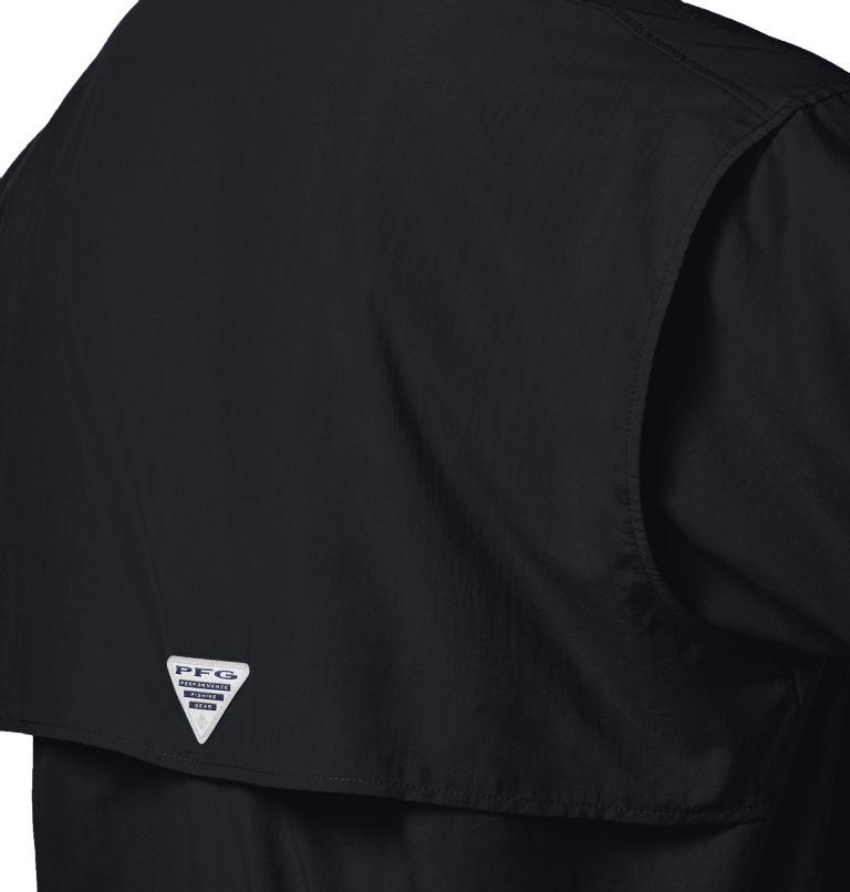 Bahama™ II S/S Shirt | 010 | 2XT Men's PFG Bahama™ II Short Sleeve Shirt - Tall, Black, a3