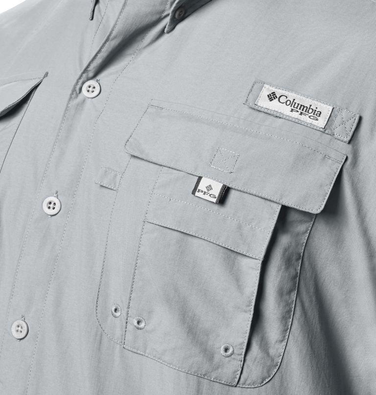 Bahama™ II S/S Shirt | 019 | XLT Men's PFG Bahama™ II Short Sleeve Shirt - Tall, Cool Grey, a1