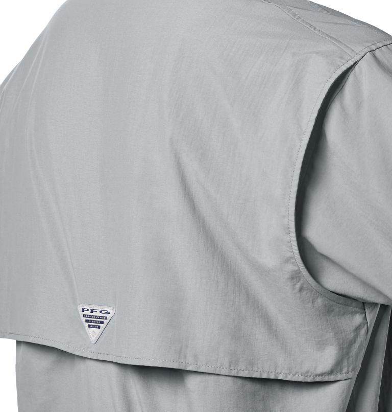 Bahama™ II S/S Shirt | 019 | XLT Men's PFG Bahama™ II Short Sleeve Shirt - Tall, Cool Grey, a3