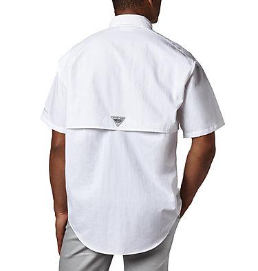 Men's Bahama™ II Short Sleeve Shirt—Tall Bahama™ II S/S Shirt | 100 | LT, White, back