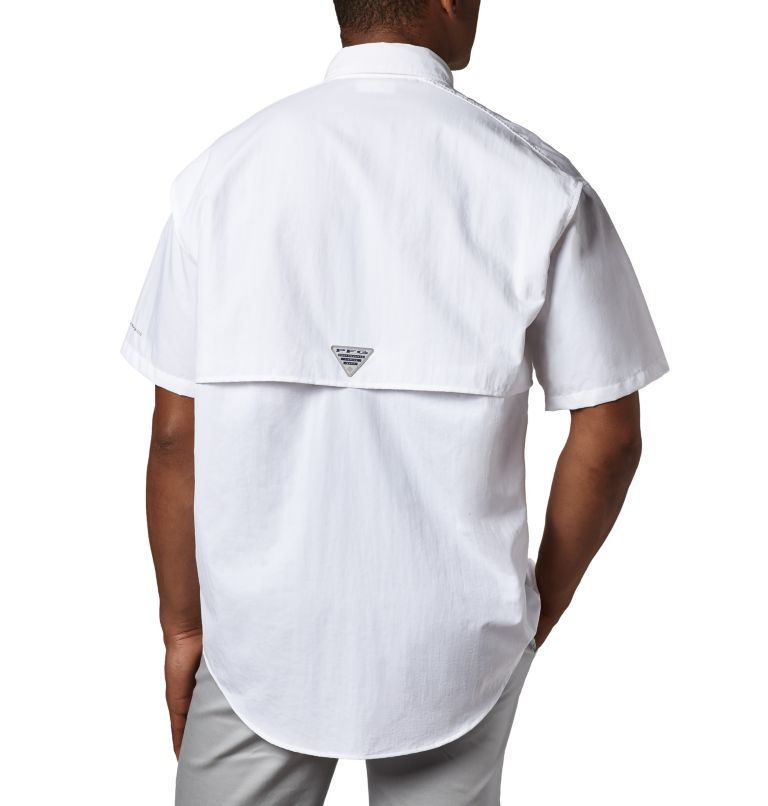 Men's Bahama™ II Short Sleeve Shirt—Tall Men's Bahama™ II Short Sleeve Shirt—Tall, back