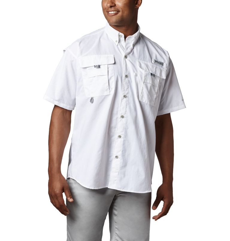 Men's Bahama™ II Short Sleeve Shirt—Tall Men's Bahama™ II Short Sleeve Shirt—Tall, front