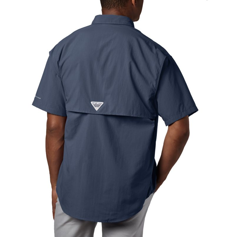 Men's PFG Bahama™ II Short Sleeve Shirt - Tall Men's PFG Bahama™ II Short Sleeve Shirt - Tall, back