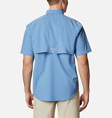 Men's PFG Bahama™ II Short Sleeve Shirt - Tall Bahama™ II S/S Shirt | 480 | 3XT, Skyler, back