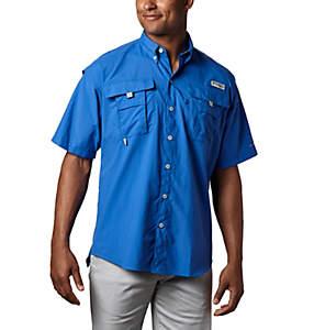 Men's PFG Bahama™ II Short Sleeve Shirt—Tall
