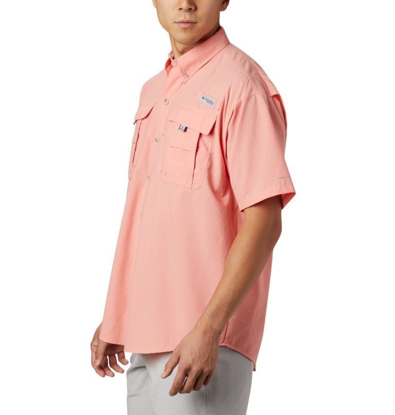 Bahama™ II S/S Shirt | 818 | LT Men's PFG Bahama™ II Short Sleeve Shirt - Tall, Sorbet, a1