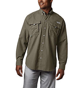 Men's PFG Bahama™ II Long Sleeve Shirt - Tall