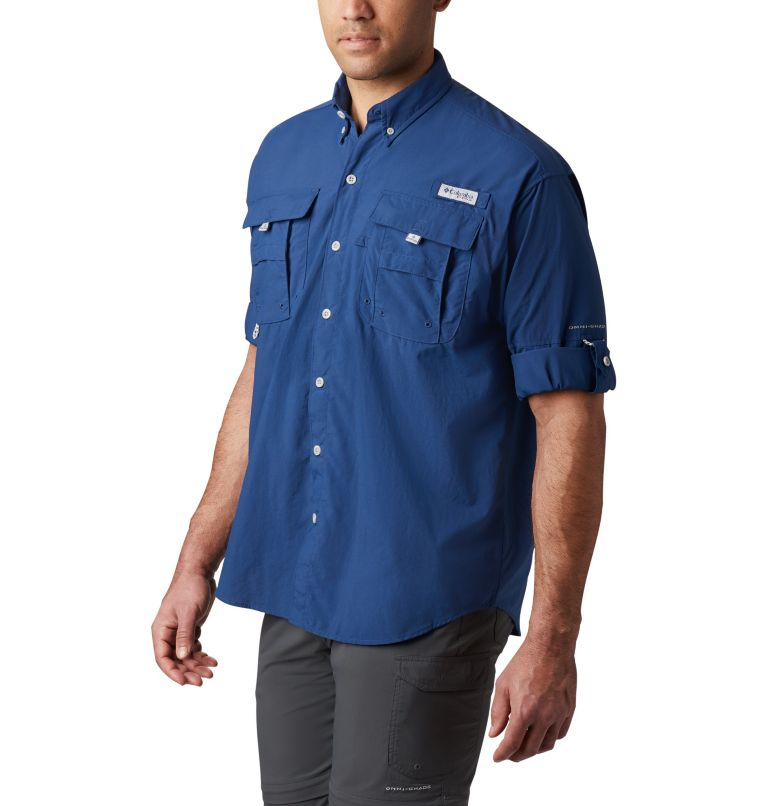 Bahama™ II L/S Shirt | 469 | 4XT Men's PFG Bahama™ II Long Sleeve Shirt - Tall, Carbon, a3