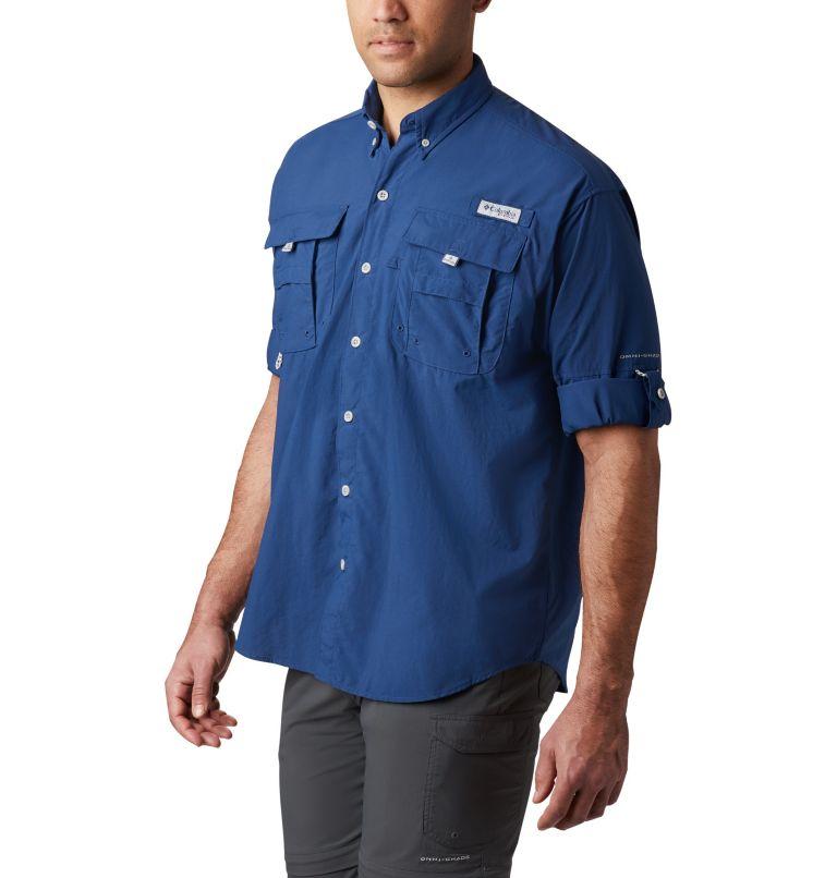 Bahama™ II L/S Shirt | 469 | XLT Men's PFG Bahama™ II Long Sleeve Shirt - Tall, Carbon, a3