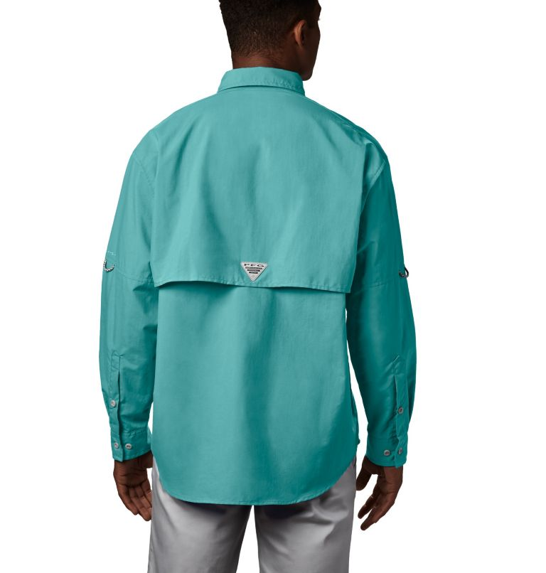 Men's PFG Bahama™ II Long Sleeve Shirt - Tall Men's PFG Bahama™ II Long Sleeve Shirt - Tall, back
