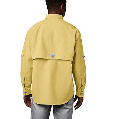 Men's PFG Bahama™ II Long Sleeve Shirt - Tall Bahama™ II L/S Shirt | 469 | 5XT, Sunlit, back