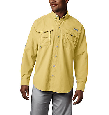 Men's PFG Bahama™ II Long Sleeve Shirt - Tall Bahama™ II L/S Shirt | 469 | 5XT, Sunlit, front