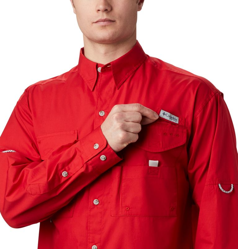 Men's PFG Bonehead™ Long Sleeve Shirt - Tall Men's PFG Bonehead™ Long Sleeve Shirt - Tall, a2