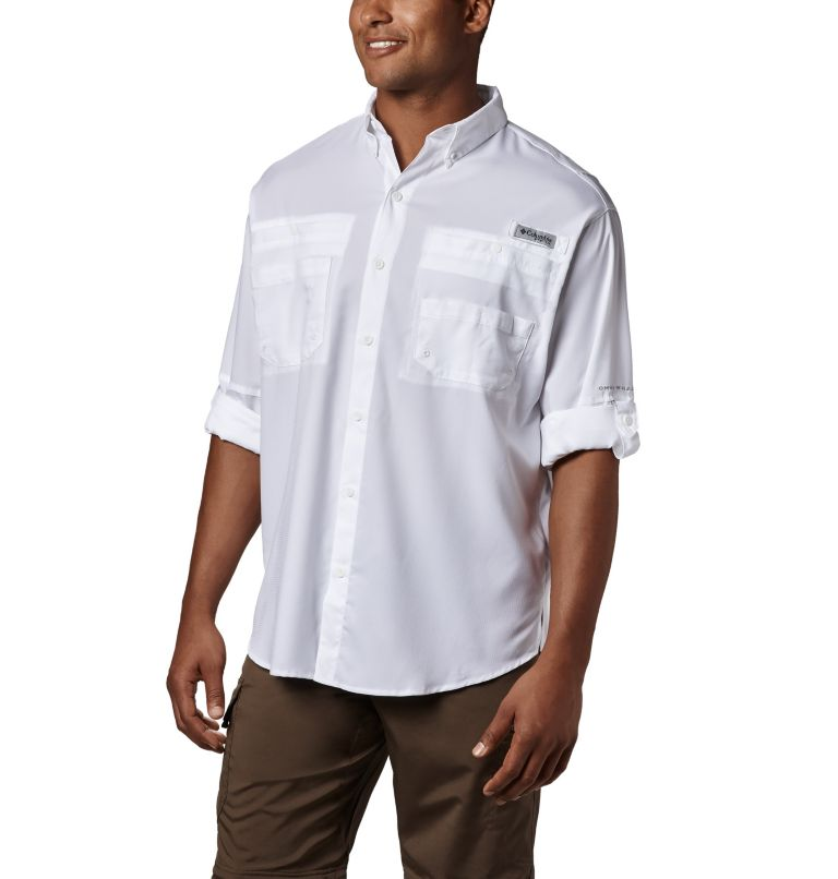 Men's PFG Tamiami™ II Long Sleeve Shirt - Tall Men's PFG Tamiami™ II Long Sleeve Shirt - Tall, a1