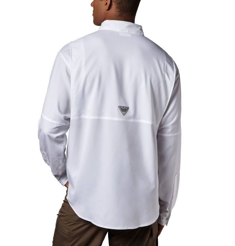 Men's PFG Tamiami™ II Long Sleeve Shirt - Tall Men's PFG Tamiami™ II Long Sleeve Shirt - Tall, back