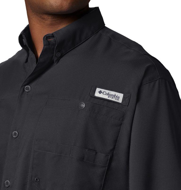 Tamiami™ II SS Shirt | 010 | LT Men's PFG Tamiami™ II Short Sleeve Shirt - Tall, Black, a1