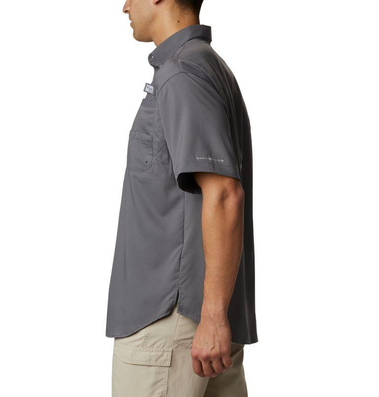 Tamiami™ II SS Shirt | 023 | 3XT Men's PFG Tamiami™ II Short Sleeve Shirt - Tall, City Grey, a1