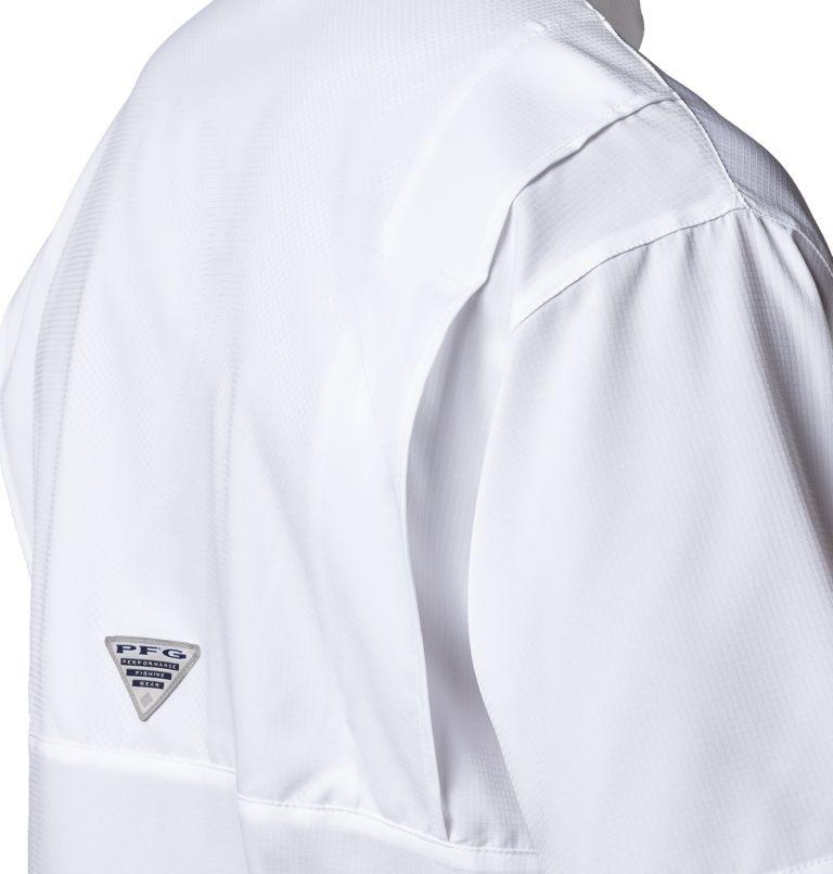 Tamiami™ II SS Shirt   100   LT Men's PFG Tamiami™ II Short Sleeve Shirt - Tall, White, a3