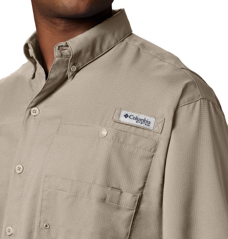 Tamiami™ II SS Shirt   160   LT Men's PFG Tamiami™ II Short Sleeve Shirt - Tall, Fossil, a1