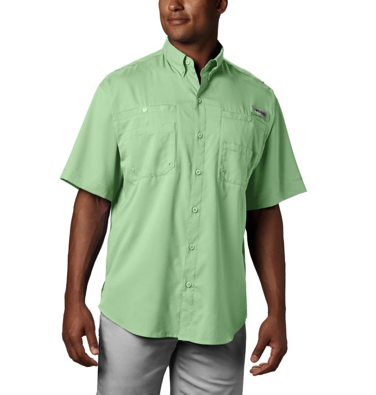 Men's PFG Tamiami™ II Short Sleeve Shirt - Tall Men's PFG Tamiami™ II Short Sleeve Shirt - Tall, front