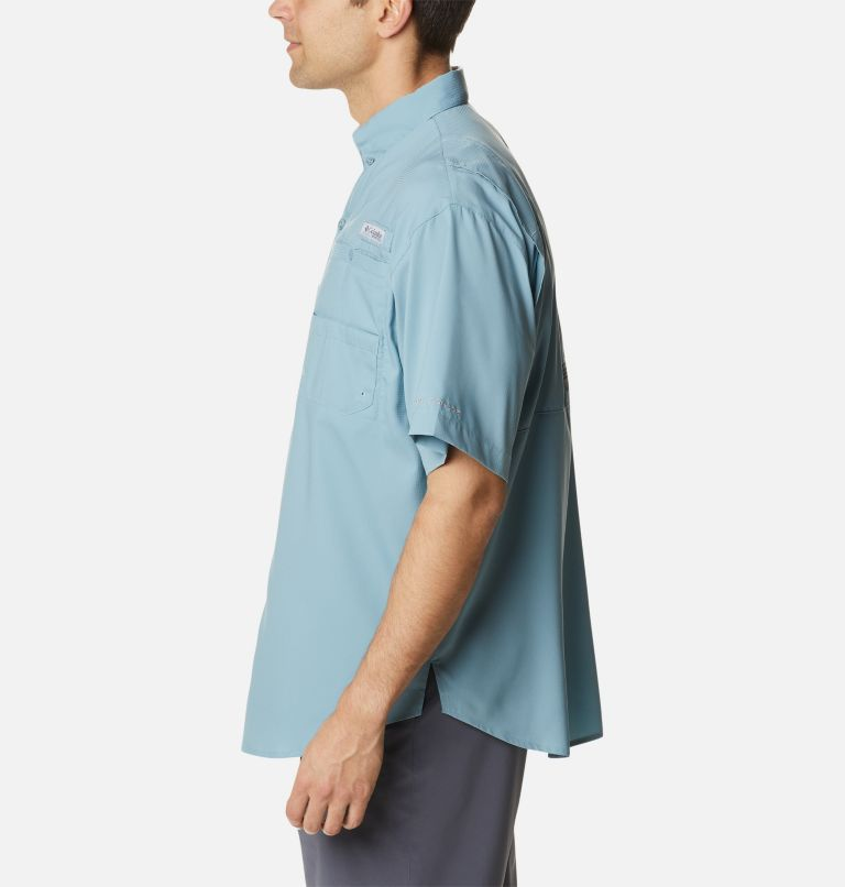 Tamiami™ II SS Shirt | 447 | LT Men's PFG Tamiami™ II Short Sleeve Shirt - Tall, Storm, a1