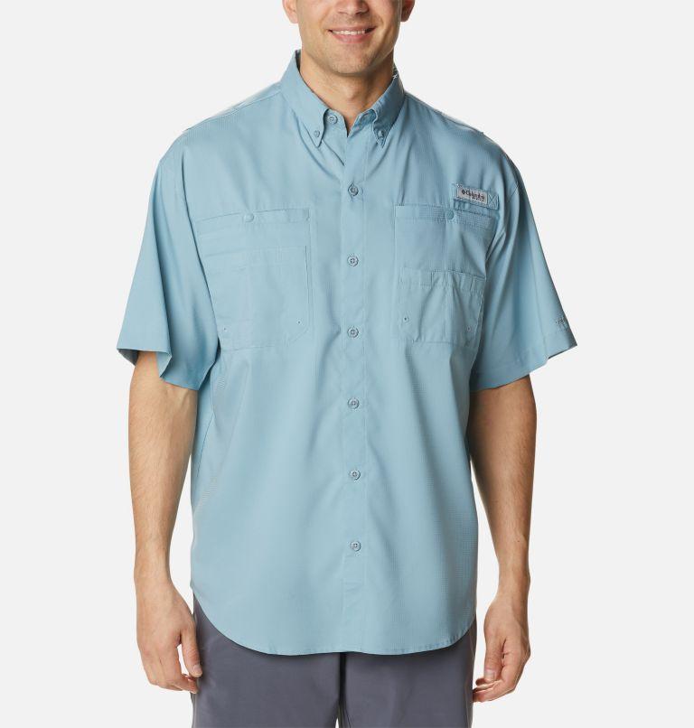 Tamiami™ II SS Shirt | 447 | LT Men's PFG Tamiami™ II Short Sleeve Shirt - Tall, Storm, front