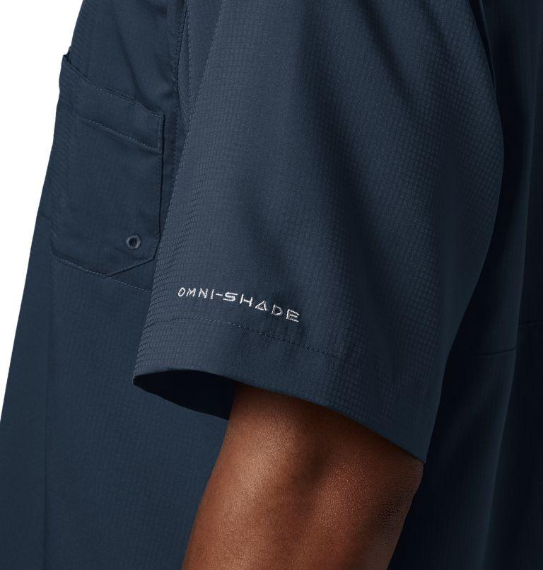 Tamiami™ II SS Shirt | 464 | 4XT Men's PFG Tamiami™ II Short Sleeve Shirt - Tall, Collegiate Navy, a2