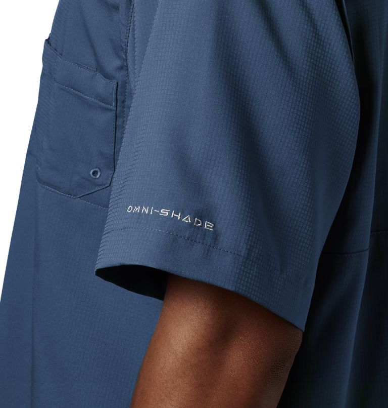Tamiami™ II SS Shirt   469   LT Men's PFG Tamiami™ II Short Sleeve Shirt - Tall, Carbon, a2