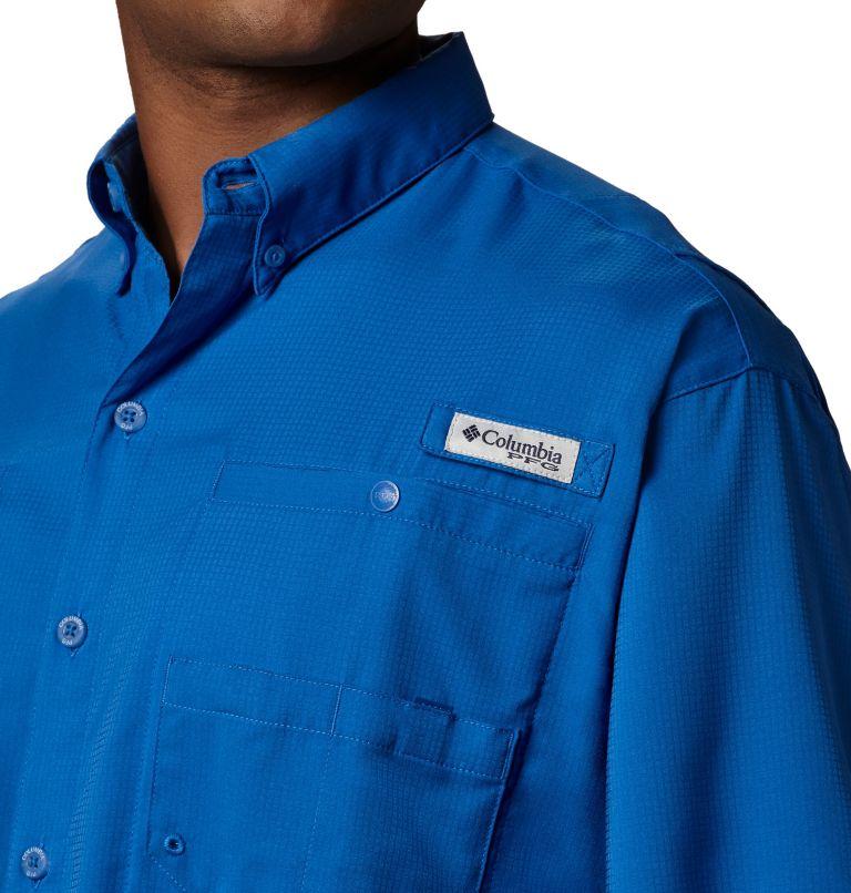 Tamiami™ II SS Shirt   487   4XT Men's PFG Tamiami™ II Short Sleeve Shirt - Tall, Vivid Blue, a1