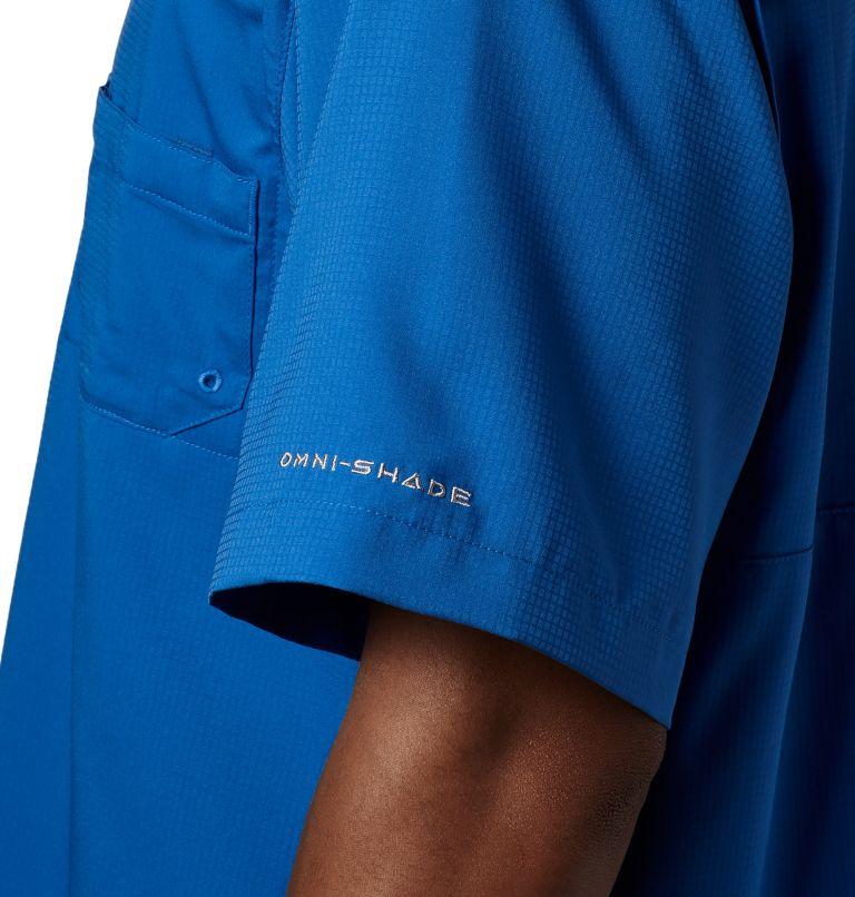 Tamiami™ II SS Shirt   487   4XT Men's PFG Tamiami™ II Short Sleeve Shirt - Tall, Vivid Blue, a2