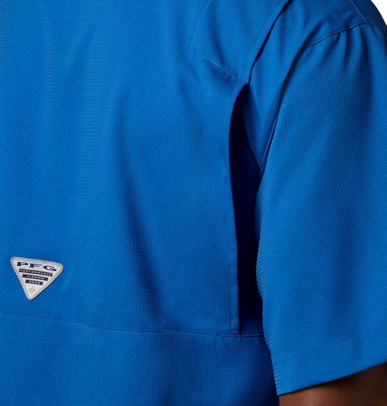 Tamiami™ II SS Shirt   487   4XT Men's PFG Tamiami™ II Short Sleeve Shirt - Tall, Vivid Blue, a3
