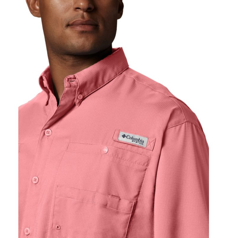 Tamiami™ II SS Shirt | 818 | LT Men's PFG Tamiami™ II Short Sleeve Shirt - Tall, Sorbet, a1