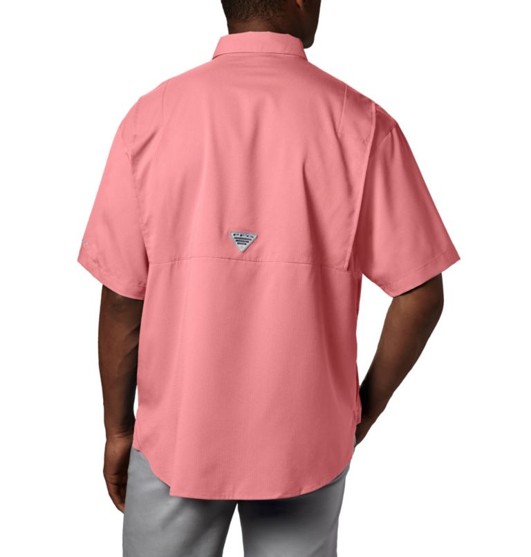 Tamiami™ II SS Shirt | 818 | LT Men's PFG Tamiami™ II Short Sleeve Shirt - Tall, Sorbet, back