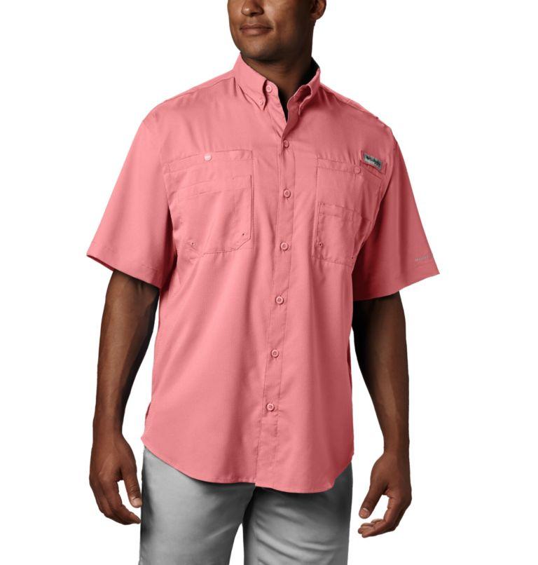 Tamiami™ II SS Shirt | 818 | LT Men's PFG Tamiami™ II Short Sleeve Shirt - Tall, Sorbet, front