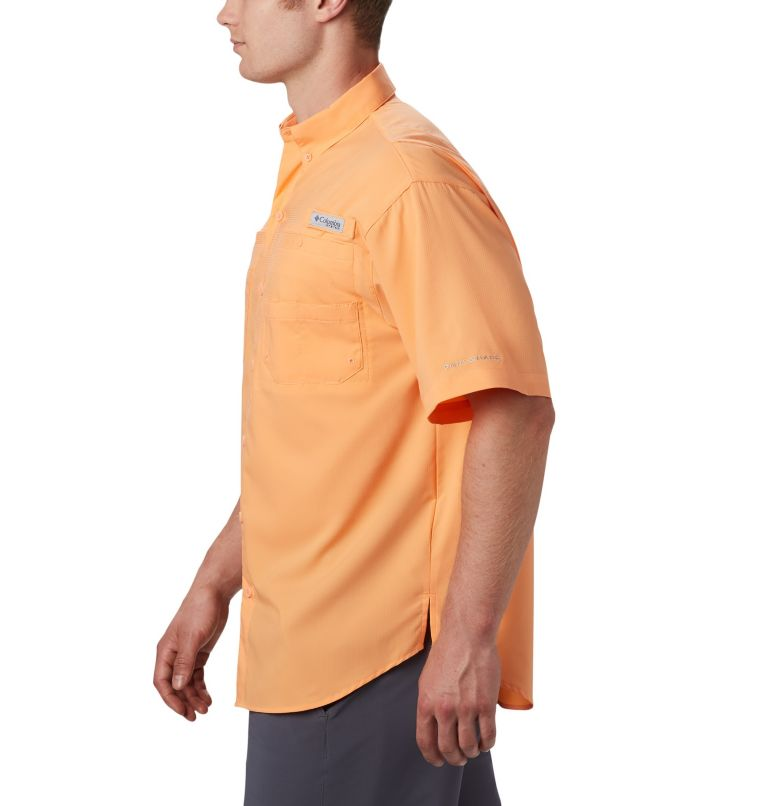 Tamiami™ II SS Shirt | 873 | 4XT Men's PFG Tamiami™ II Short Sleeve Shirt - Tall, Bright Nectar, a2