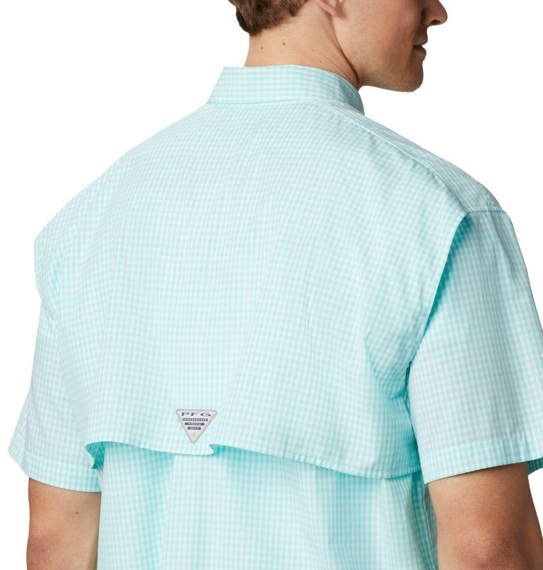 Super Bonehead Classic™ SS Shirt | 508 | LT Men's PFG Super Bonehead™ Classic Short Sleeve Shirt - Tall, Gulf Stream Gingham, a2