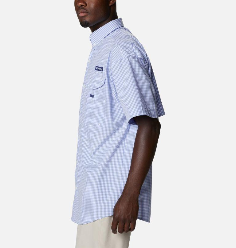 Super Bonehead Classic™ SS Shirt | 528 | LT Men's PFG Super Bonehead™ Classic Short Sleeve Shirt - Tall, Fairytale Gingham, a1