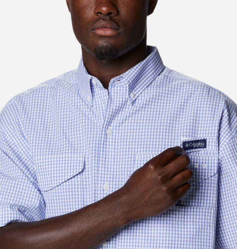 Super Bonehead Classic™ SS Shirt | 528 | LT Men's PFG Super Bonehead™ Classic Short Sleeve Shirt - Tall, Fairytale Gingham, a2