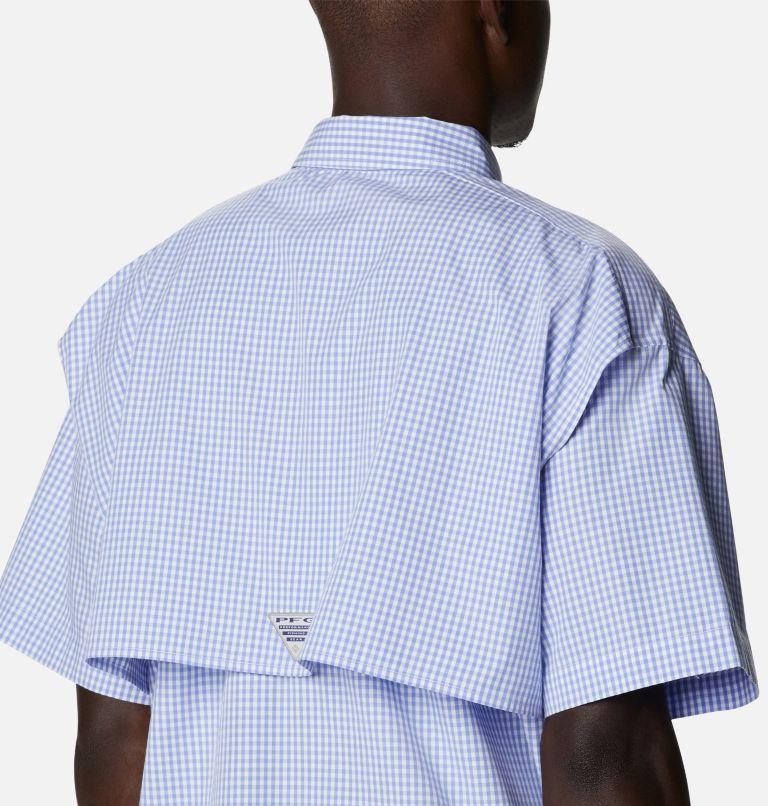 Super Bonehead Classic™ SS Shirt | 528 | LT Men's PFG Super Bonehead™ Classic Short Sleeve Shirt - Tall, Fairytale Gingham, a3