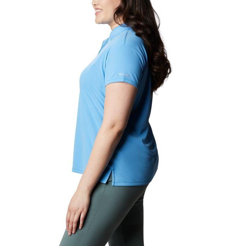 Innisfree™ SS Polo | 475 | 3X Women's PFG Innisfree™ Short Sleeve Polo Shirt - Plus Size, Yacht, a1