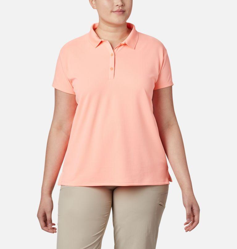 Polo à manches courtes PFG Innisfree™ pour femme - Grandes tailles Polo à manches courtes PFG Innisfree™ pour femme - Grandes tailles, front