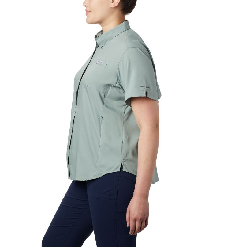 Women's PFG Tamiami™ II Short Sleeve Shirt - Plus Size Women's PFG Tamiami™ II Short Sleeve Shirt - Plus Size, a1